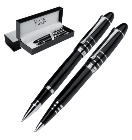 Prabangus Premium klasės rašiklių rinkinys (01-03-037)
