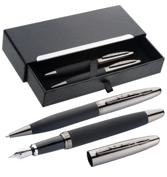 Prabangus Premium klasės rašiklių rinkinys (01-03-045)