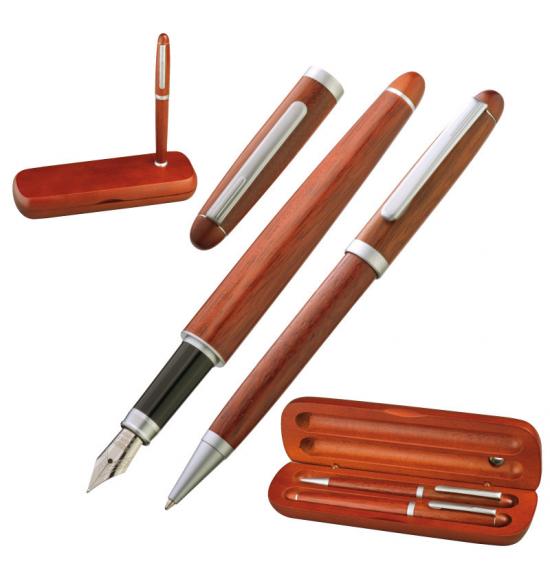Prabangus Premium klasės rašiklių rinkinys (01-03-049)