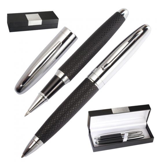Prabangus Premium klasės rašiklių rinkinys (01-03-051)