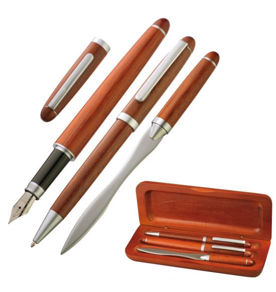 Prabangus Premium klasės rašiklių rinkinys (01-03-054)