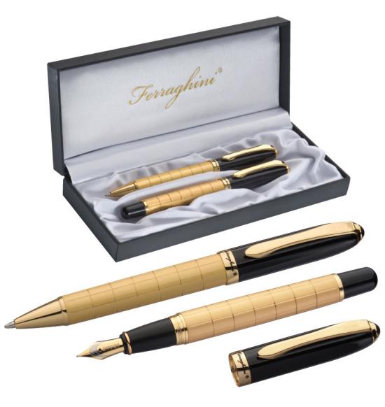 Premium klasės rašiklių rinkinys (01-03-059)