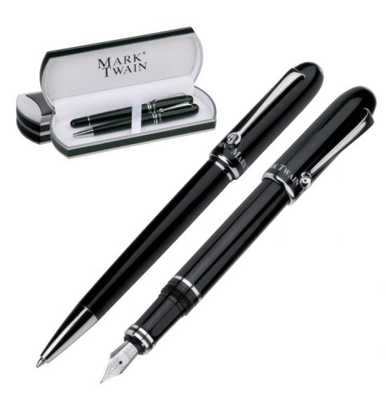 Prabangus premium klasės rašiklių rinkinys (01-03-038)