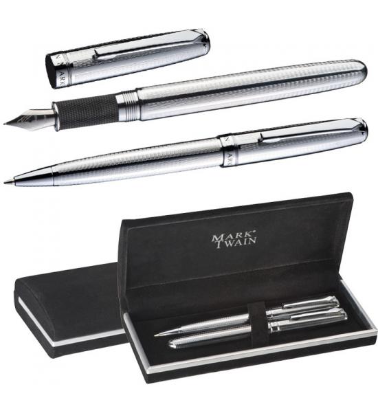 Prabangus Premium klasės rašiklių rinkinys (01-03-046)