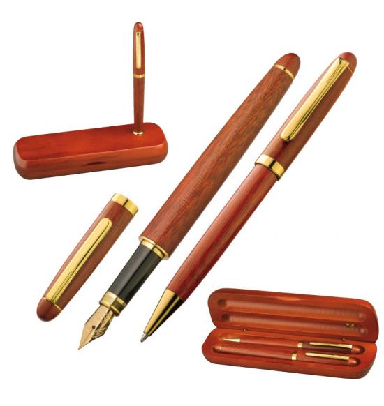Prabangus Premium klasės rašiklių rinkinys  (01-03-048)