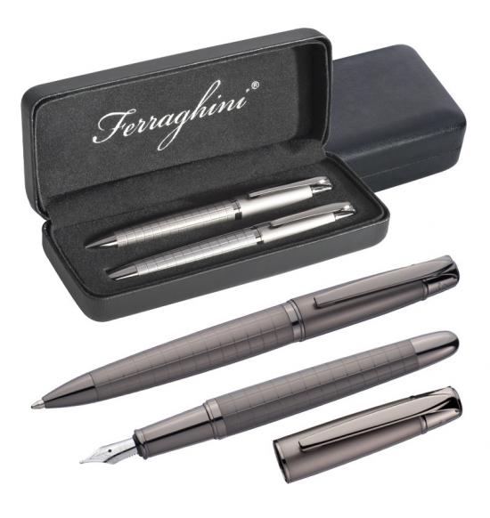 Prabangus Premium klasės rašiklių rinkinys (01-03-060)